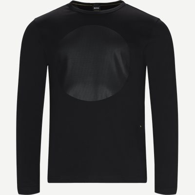 Togn CNY Long Sleeve Tee Regular | Togn CNY Long Sleeve Tee | Sort