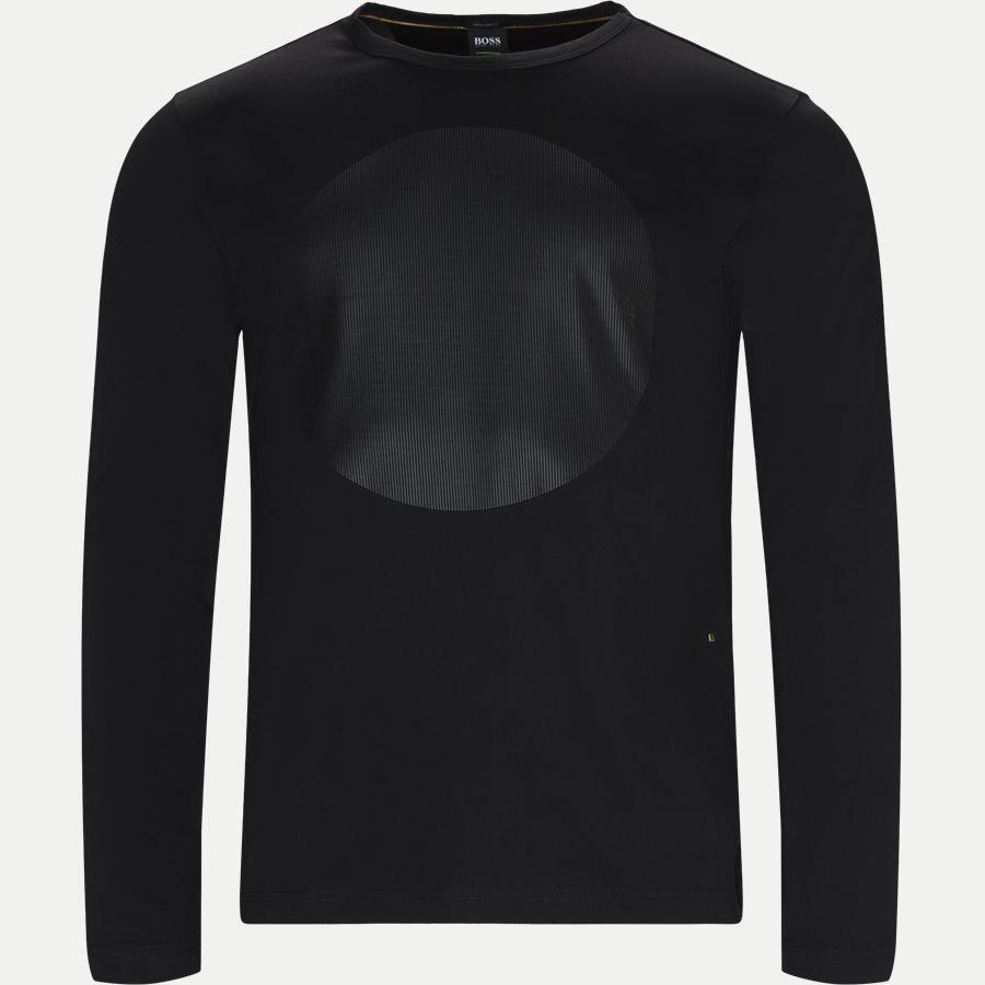 50399929 TOGN CNY - Togn CNY Long Sleeve Tee - T-shirts - Regular - SORT - 1