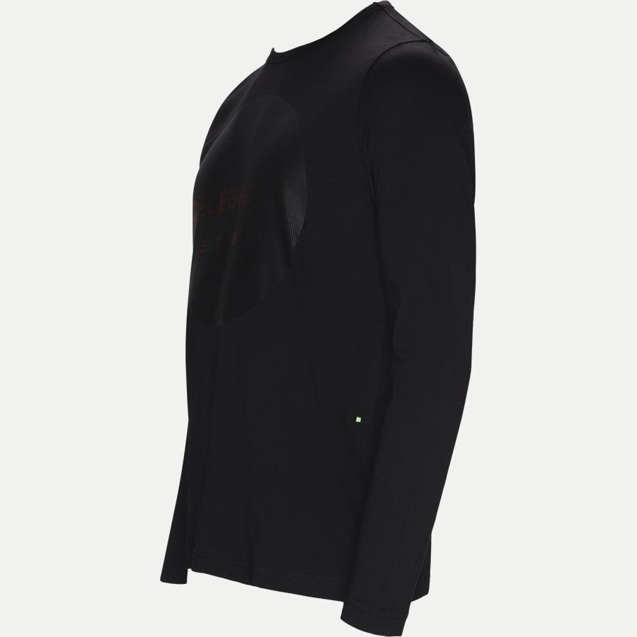 50399929 TOGN CNY - Togn CNY Long Sleeve Tee - T-shirts - Regular - SORT - 3