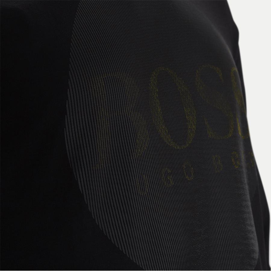 50399929 TOGN CNY - Togn CNY Long Sleeve Tee - T-shirts - Regular - SORT - 5