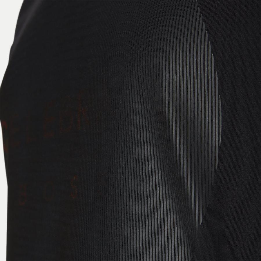 50399929 TOGN CNY - Togn CNY Long Sleeve Tee - T-shirts - Regular - SORT - 6