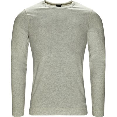 Tempest Langærmet T-shirt Slim | Tempest Langærmet T-shirt | Sand