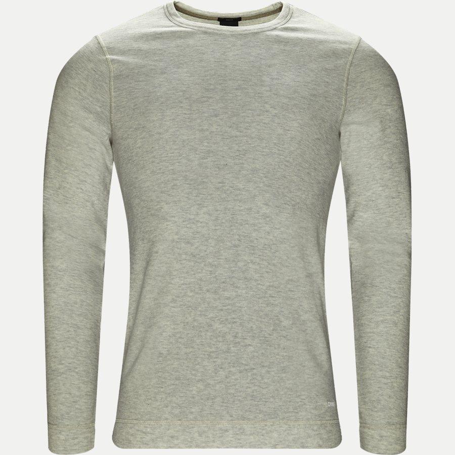 50401846 TEMPEST. - Tempest Langærmet T-shirt - T-shirts - Slim - KIT - 1