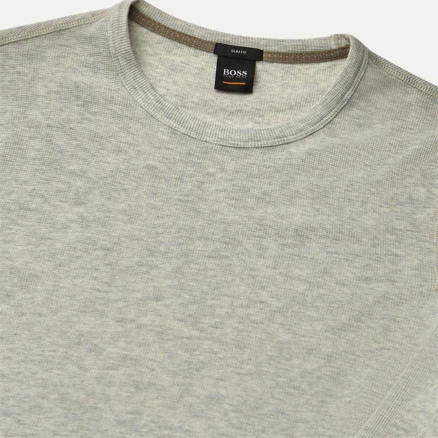 50401846 TEMPEST. - Tempest Langærmet T-shirt - T-shirts - Slim - KIT - 3