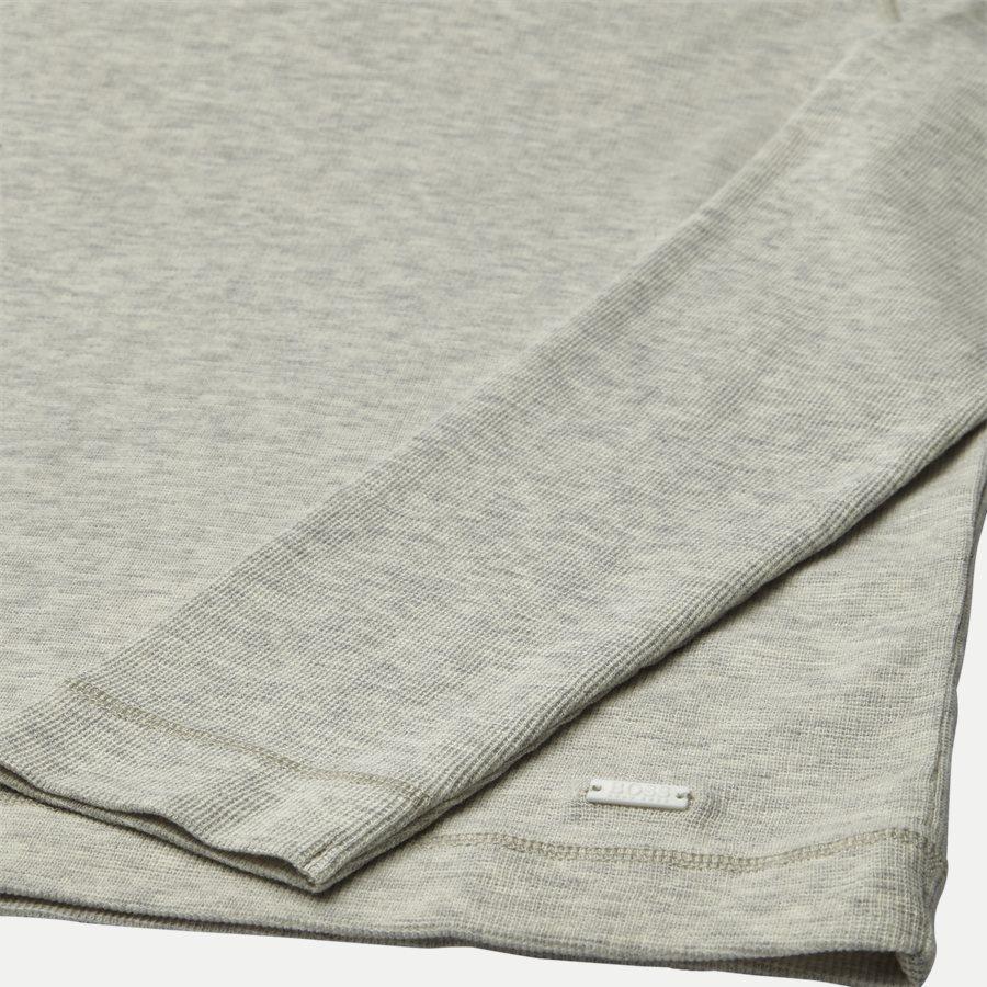 50401846 TEMPEST. - Tempest Langærmet T-shirt - T-shirts - Slim - KIT - 4