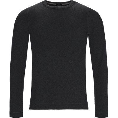 Tempest Langærmet T-shirt Slim | Tempest Langærmet T-shirt | Grå