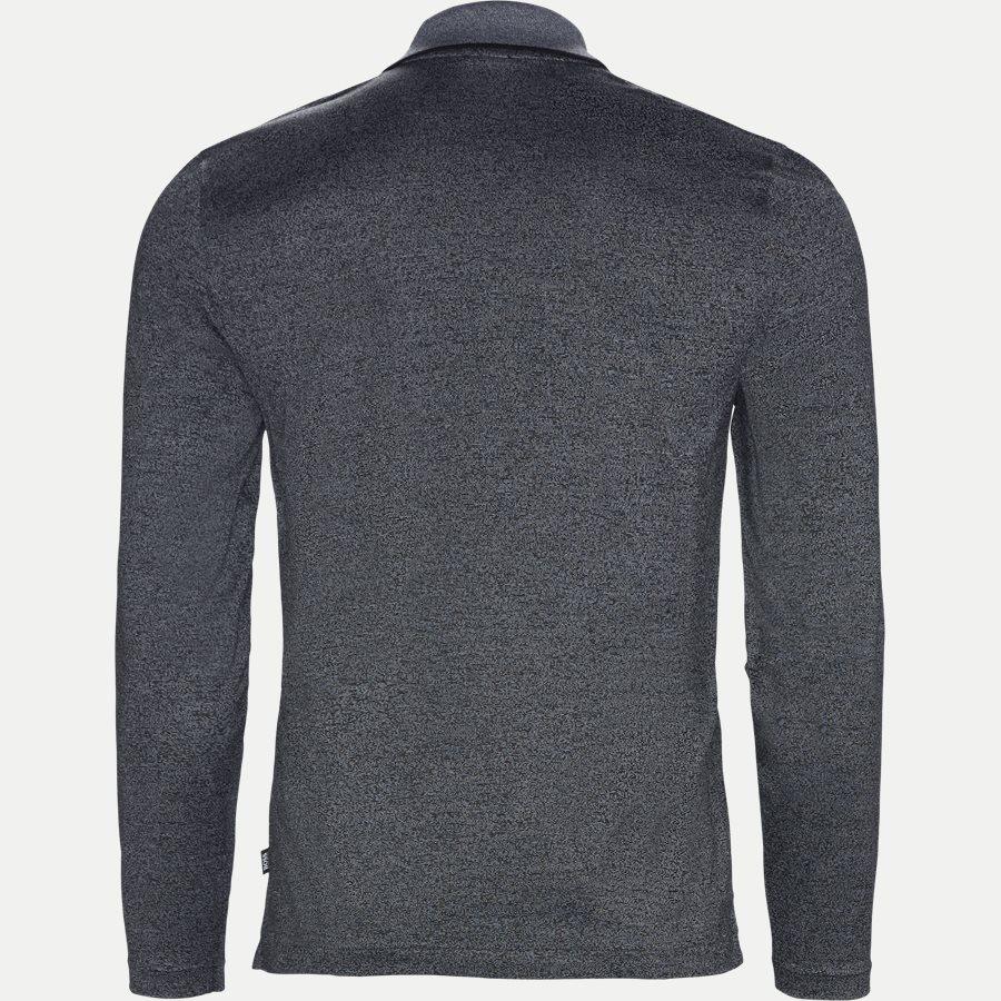 50397274 PASCHAL04 - Paschal04 Long Sleeve Polo - T-shirts - Slim - SORT - 2