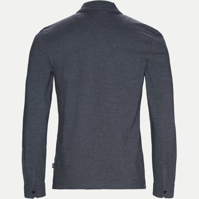 Paver10 Long Sleeve Polo
