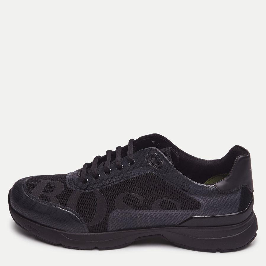 50397613 VELOCITY_RUNN - Velocity_Runn Sneaker - Sko - SORT - 1