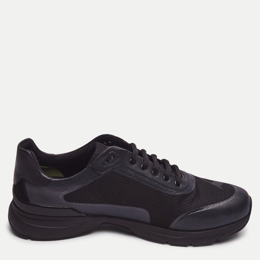 50397613 VELOCITY_RUNN - Velocity_Runn Sneaker - Sko - SORT - 2