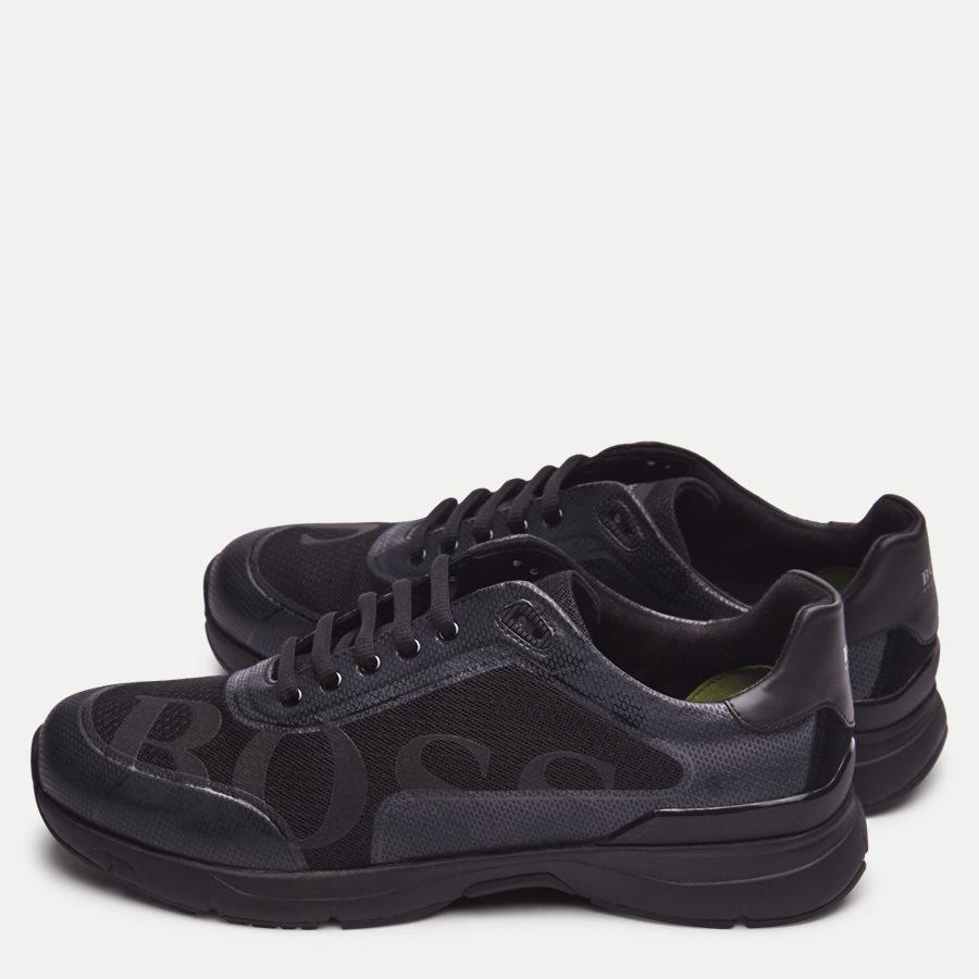 50397613 VELOCITY_RUNN - Velocity_Runn Sneaker - Sko - SORT - 3
