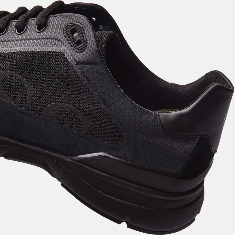 50397613 VELOCITY_RUNN - Velocity_Runn Sneaker - Sko - SORT - 5
