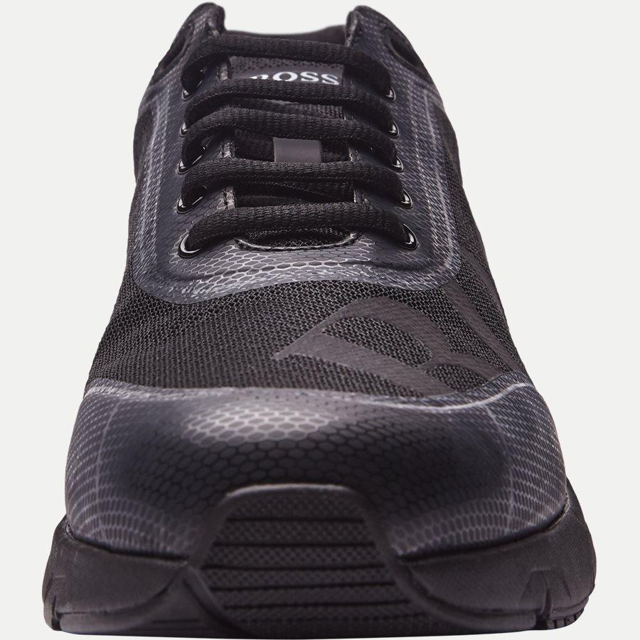 50397613 VELOCITY_RUNN - Velocity_Runn Sneaker - Sko - SORT - 6