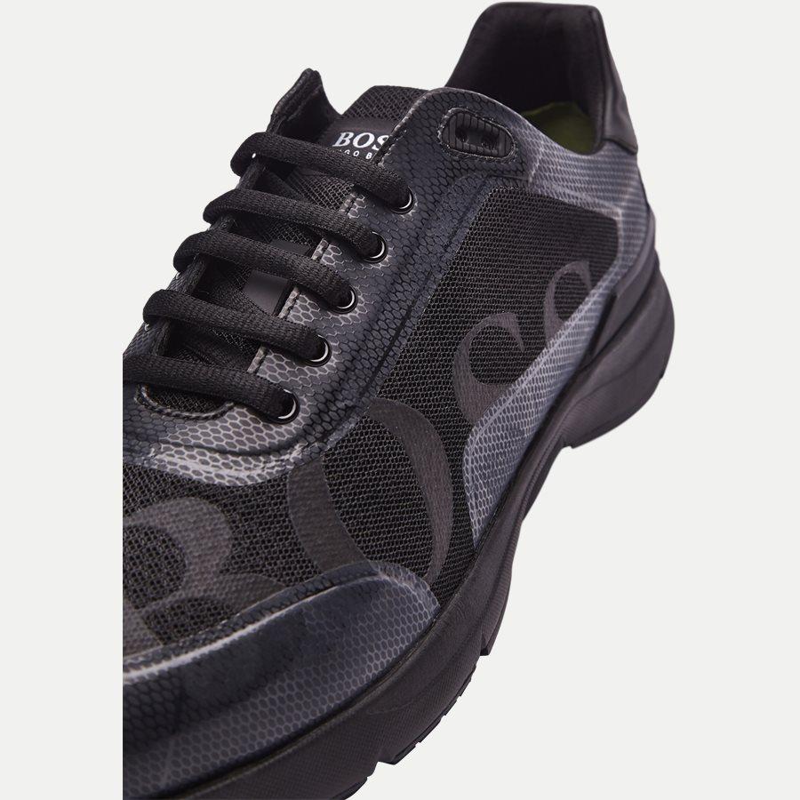50397613 VELOCITY_RUNN - Velocity_Runn Sneaker - Sko - SORT - 10