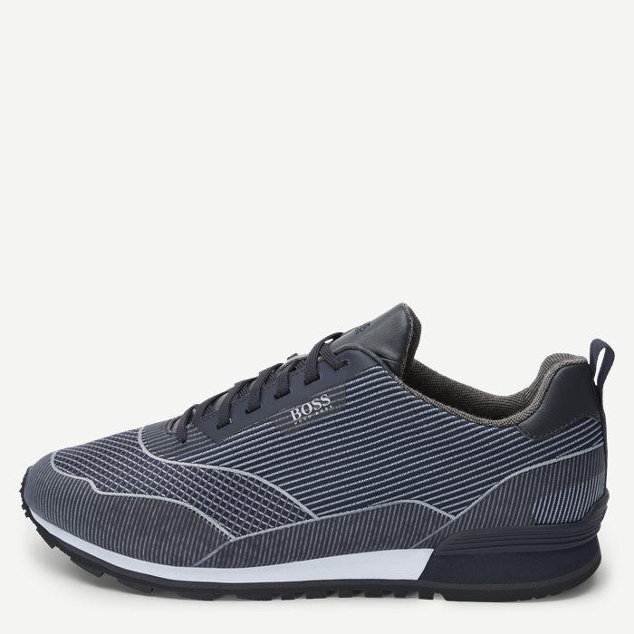 Zephir_Runn_Jacq Sneaker - Sko - Blå