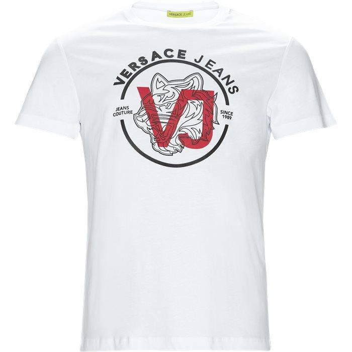 B3GTA71E - T-shirts - Regular fit - Hvid