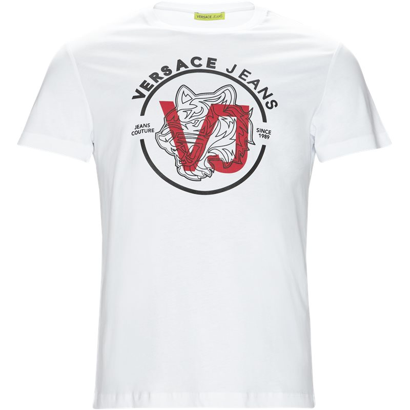 versace jeans – Versace jeans b3gta71e hvid på quint.dk