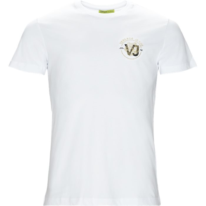 B3GTA76R - T-shirts - Regular - Hvid