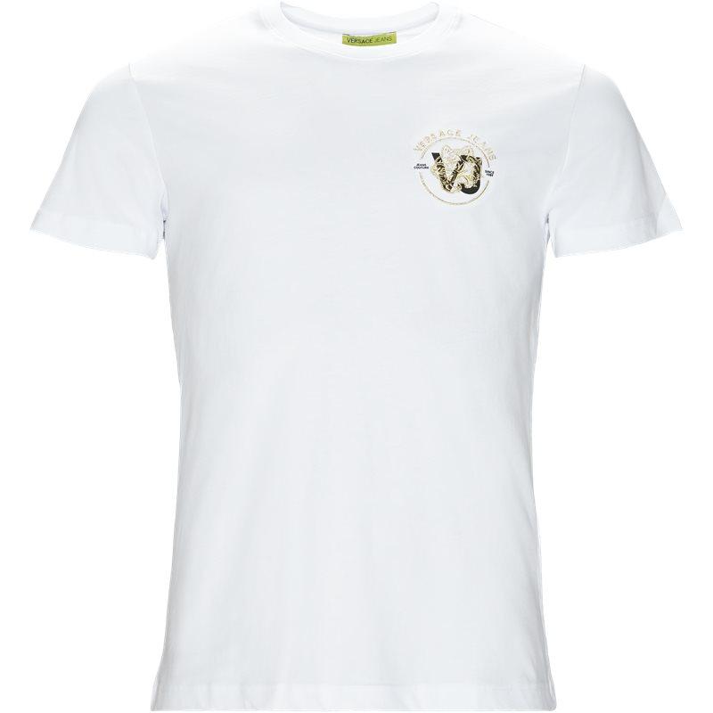 Versace jeans b3gta76r hvid fra versace jeans på quint.dk