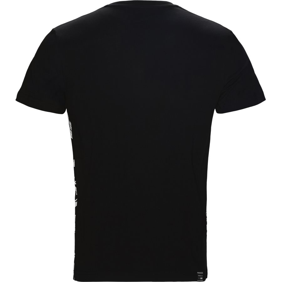B3GTA75E 36590 - B3GTA75E - T-shirts - Regular - SORT - 2