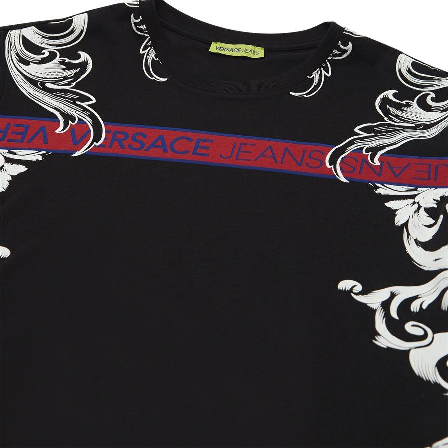 B3GTA75E 36590 - B3GTA75E - T-shirts - Regular - SORT - 3