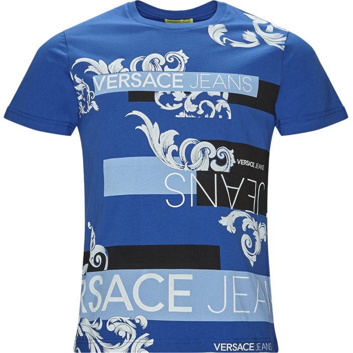 B3GTA71J - T-shirts - Regular fit - Blå