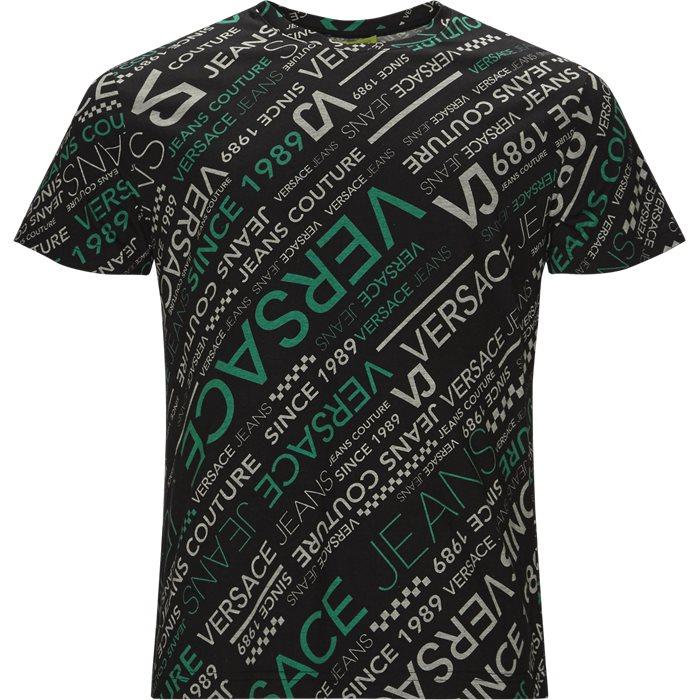 B3GTA7SO - T-shirts - Regular fit - Sort