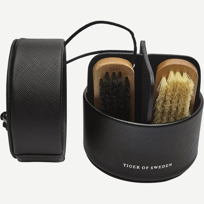 Shoe Shine Box - Accessories - Sort