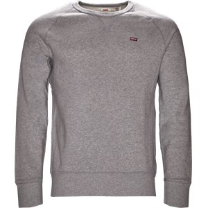 56176-0001 Sweatshirt Regular   56176-0001 Sweatshirt   Grå