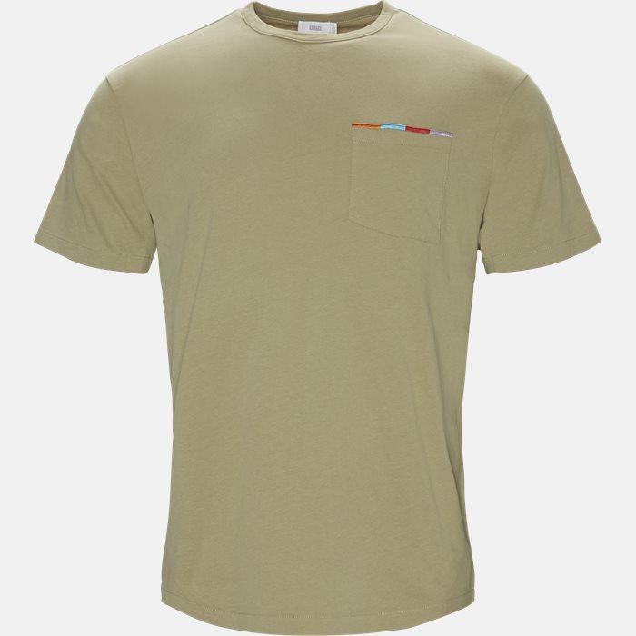 T-shirt  - T-shirts - Regular fit - Army
