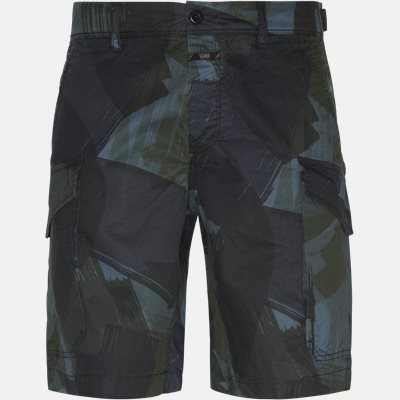 Regular fit | Shorts | Army
