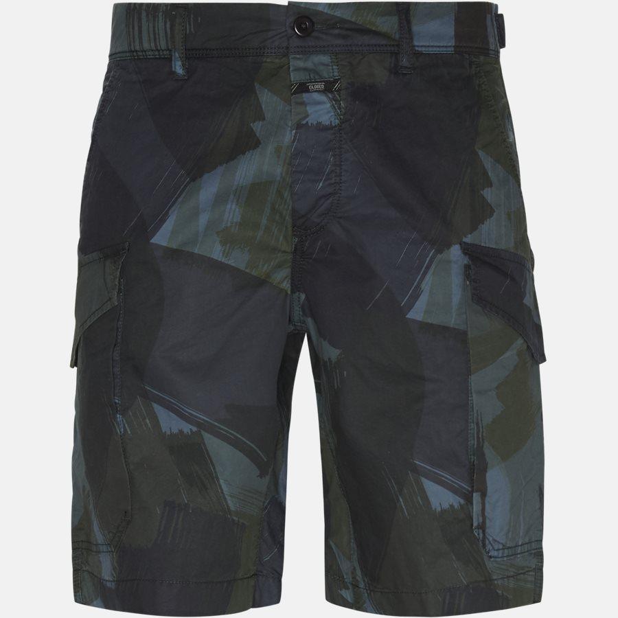 C82340-50F-PP - Shorts - Regular fit - CAMO - 1