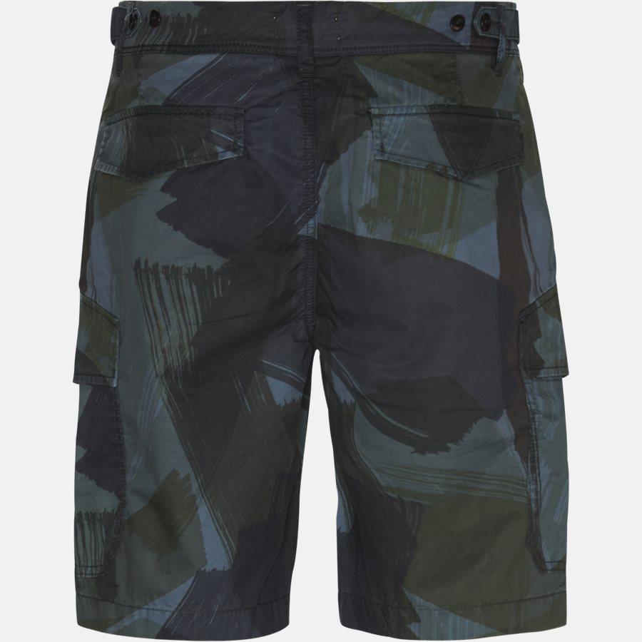 C82340-50F-PP - Shorts - Regular fit - CAMO - 2
