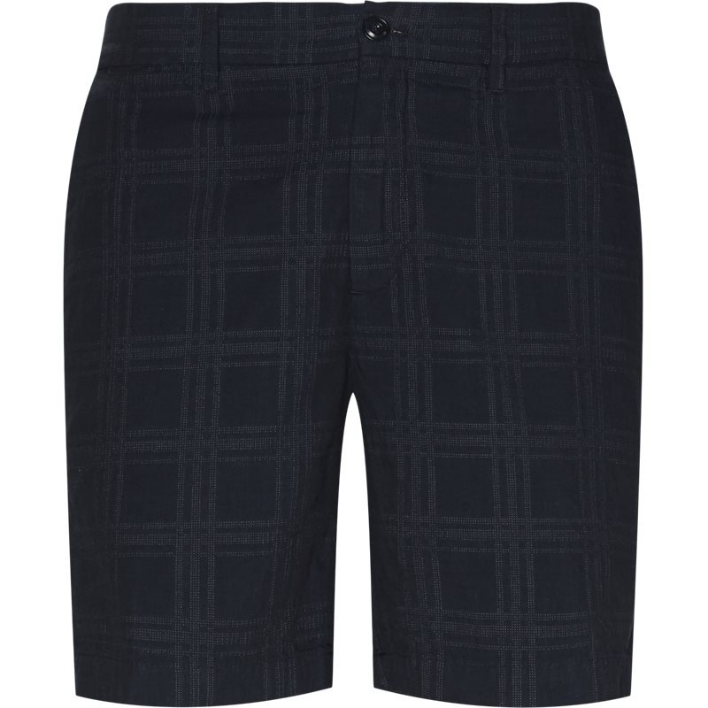 Image of CLOSED Regular fit C82303-21R-20 Shorts Navy