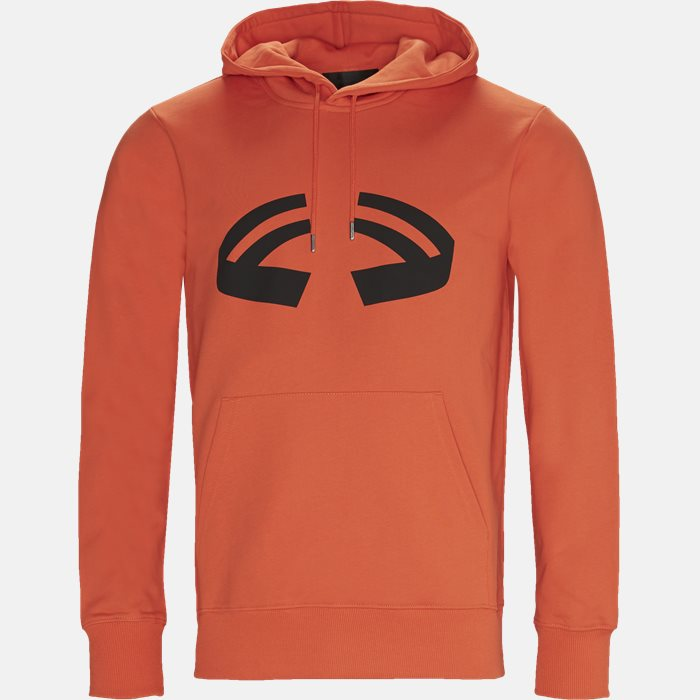 Sweatshirts - Oversized - Orange