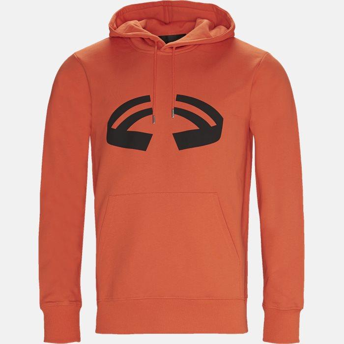 Sweatshirts - Oversized - Orange