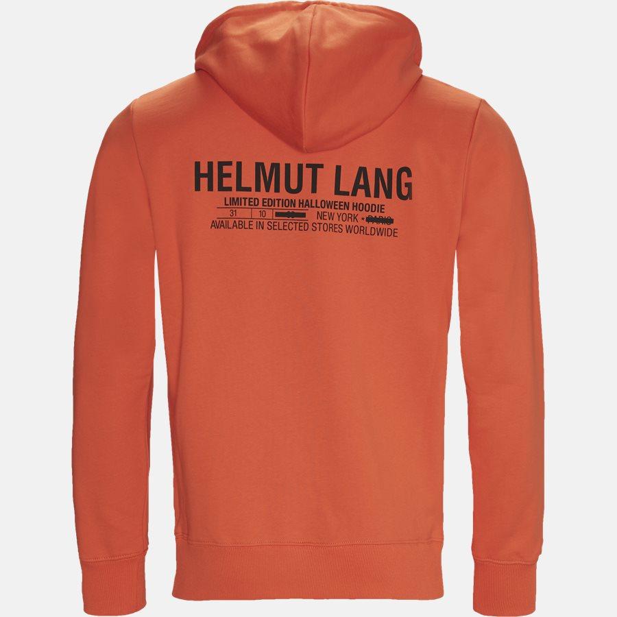 I09PM502 HALOWEEN HOODIE - Sweatshirts - Oversized - ORANGE - 2