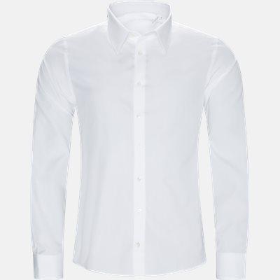 Oversized | Skjorter | Hvid