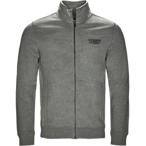 Berthow Logo Sweatshirt Regular | Berthow Logo Sweatshirt | Grå