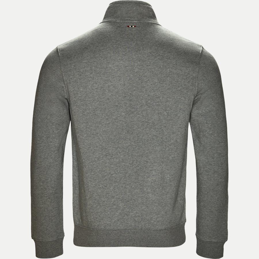BERTHOW LOGO FULL - Berthow Logo Sweatshirt - Sweatshirts - Regular - GREY - 2