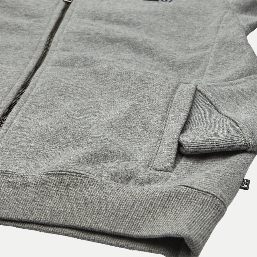 BERTHOW LOGO FULL - Berthow Logo Sweatshirt - Sweatshirts - Regular - GREY - 4