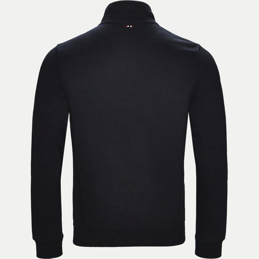 BERTHOW LOGO FULL - Berthow Logo Sweatshirt - Sweatshirts - Regular - NAVY - 2