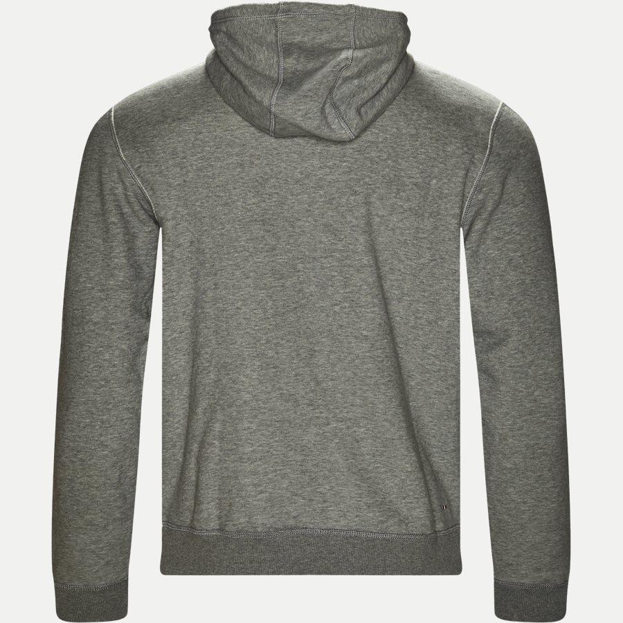 BALYS HOOD - Balys Hooded Sweatshirt - Sweatshirts - Regular - GREY - 2
