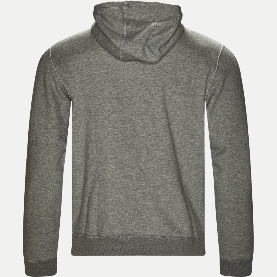 BALYS HOOD - Balys Hooded Sweatshirt - Sweatshirts - Regular - GREY - 2