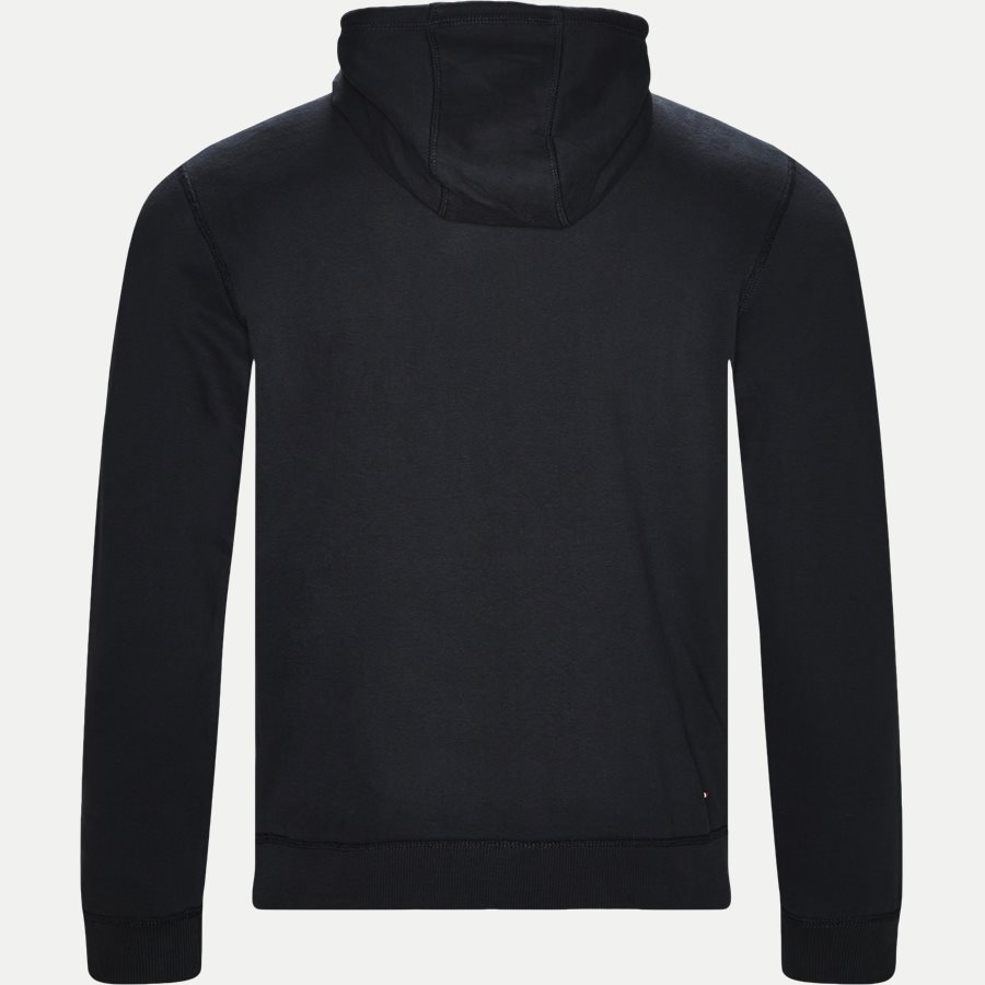 BALYS HOOD - Balys Hooded Sweatshirt - Sweatshirts - Regular - NAVY - 2