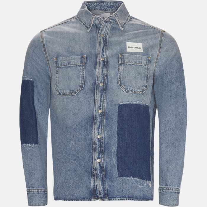 Skjorter - Regular fit - Denim