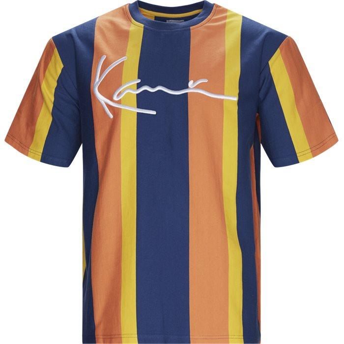 College - T-shirts - Regular - Orange