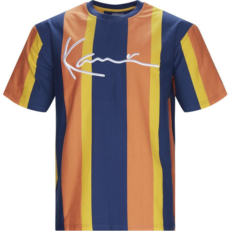 6037531 COLLEGE - College - T-shirts - Regular - ORANGE - 1