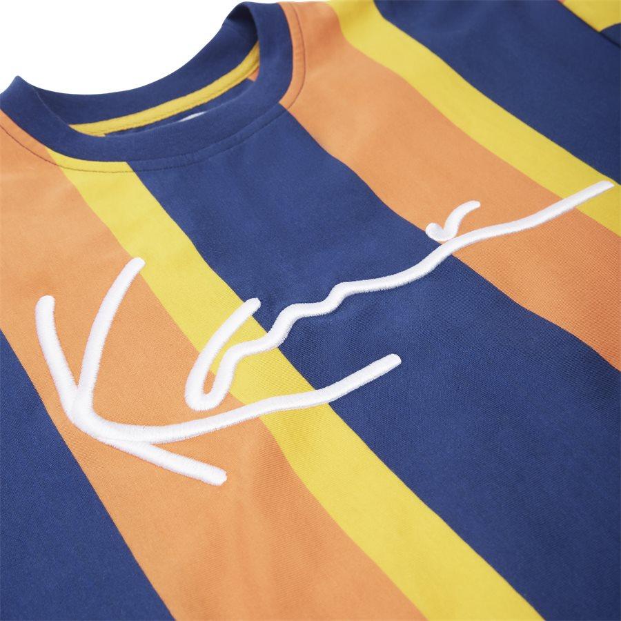 6037531 COLLEGE - College - T-shirts - Regular - ORANGE - 3