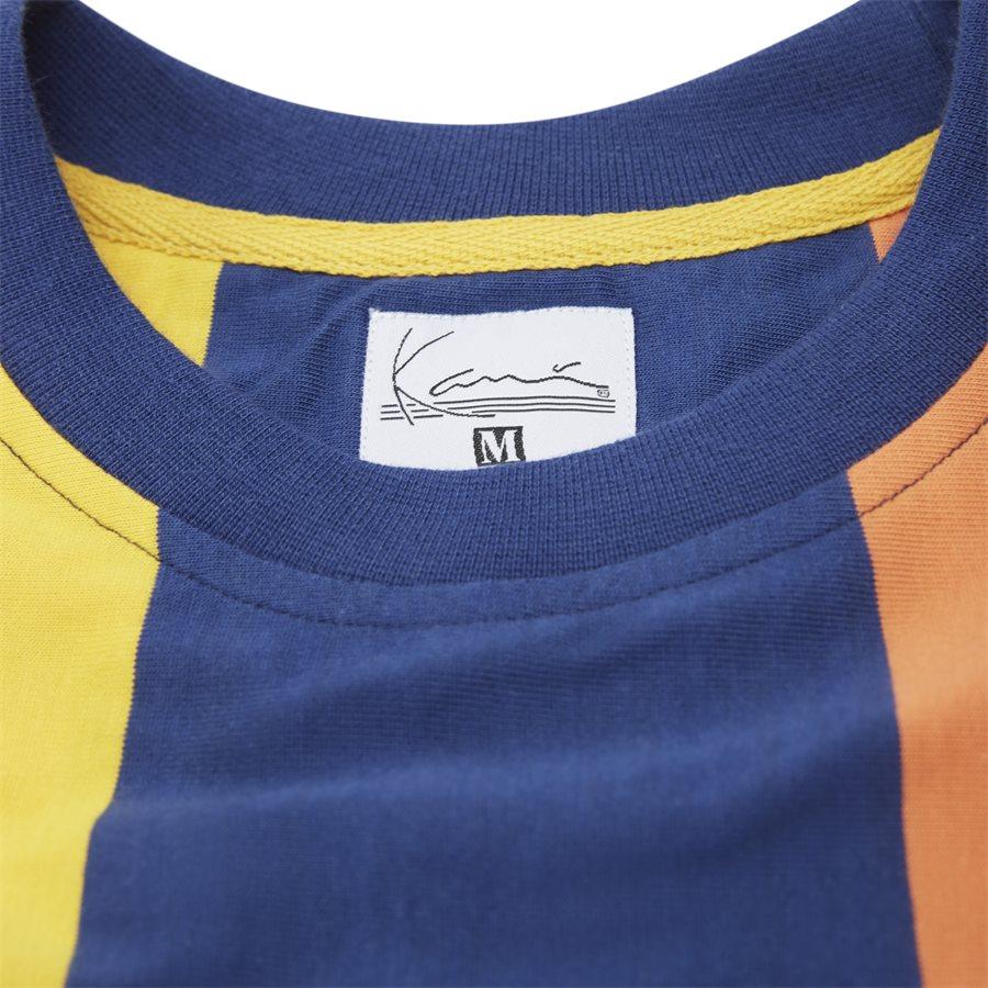 6037531 COLLEGE - College - T-shirts - Regular - ORANGE - 4